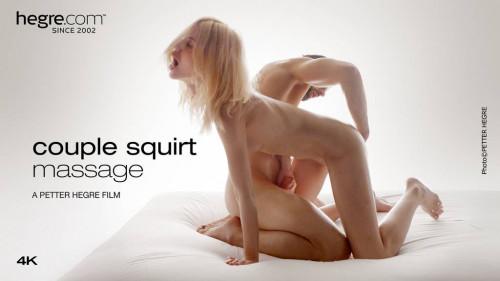 Marika - Couple Squirt Massage FullHD 1080p Teens