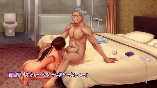 Lustprone Wife Yuriko Anime and Hentai