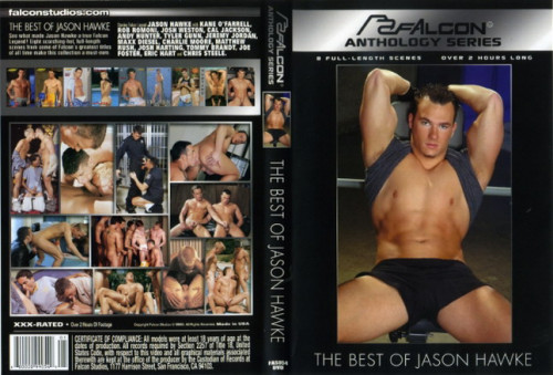 Falcon - The Best of Jason Hawke Gay Retro