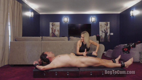 Hoping, Pleading, Begging - Full HD 1080p Femdom and Strapon