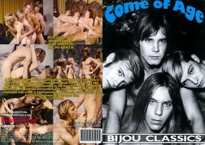 Come of Age (1971) - Ron Durango, Mark Taylor, Tom Winston Gay Retro