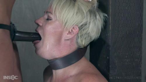 Helena Locke & London River Love Hard Bondage BDSM
