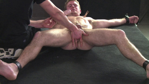 DreamBoyBondage - Chad - Police State Torture - Part 7 Gay BDSM