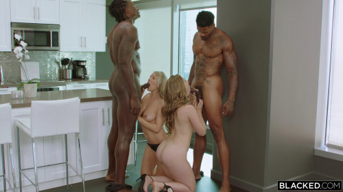 Kylie Page, Lena Paul - Best Friends For Ever Interracial