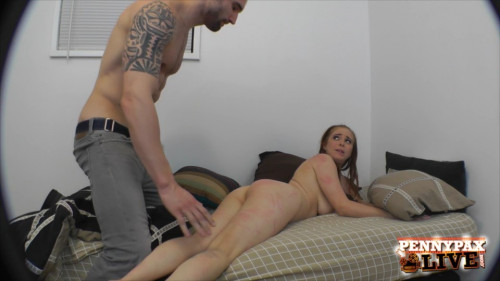 Sibling's Spanking Punishment