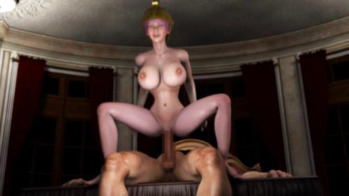 Gladiator of Treason 3D Porno