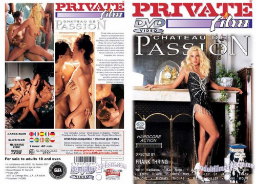 Private Film 08 - Chateau De Passion