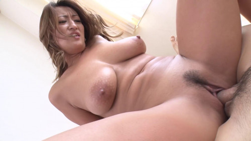 Breasty Oriental Rena Enjoys Hardcore Fuck