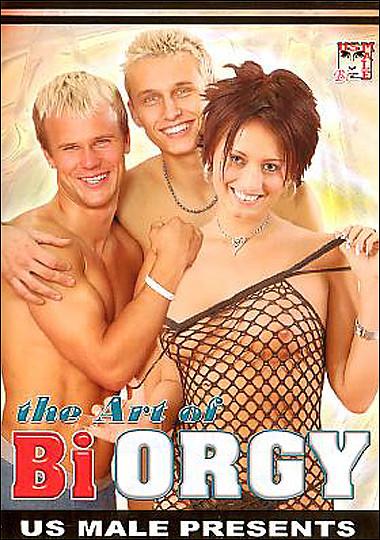 The Art of Bi Orgy Orgies