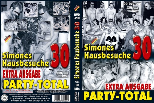 Simones Hausbesuche 30 – Party Total