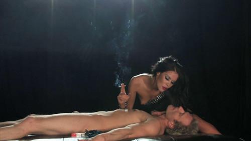 Megan Coxxx Smoking Facesitting Femdom and Strapon