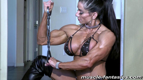 Muscle Fantasies Female Muscle