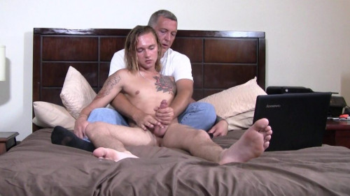 Raunchy Bastards - Teen Skater Learns Some New Tricks (Clay, Ray Kamden)