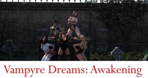 Vampyre Dreams: Awakening Ver.0.02 Porn games
