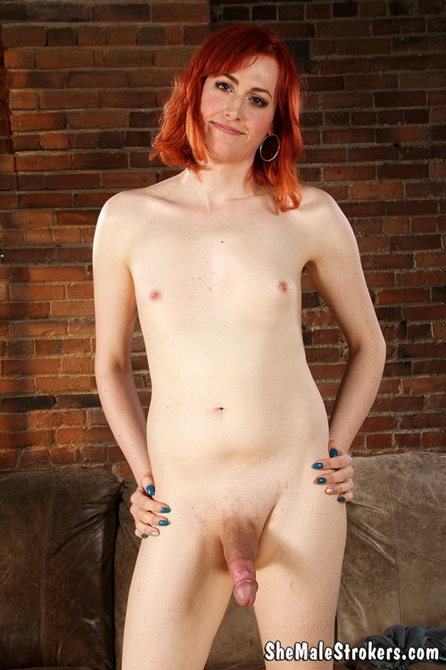 SMaleStrokers - Fiona Summers - Submissive Trans Girl Wants Your Hard Domination Now