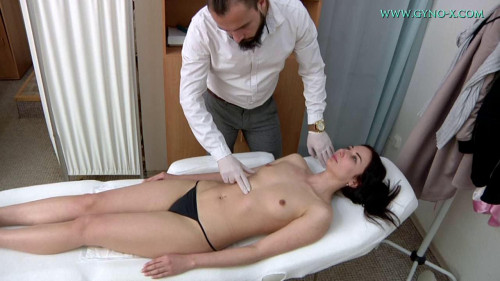 Violetta (25 years girl gyno exam)