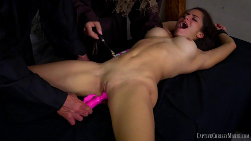 Chrissy and Chichi Tortured By Demons - Full HD 1080p