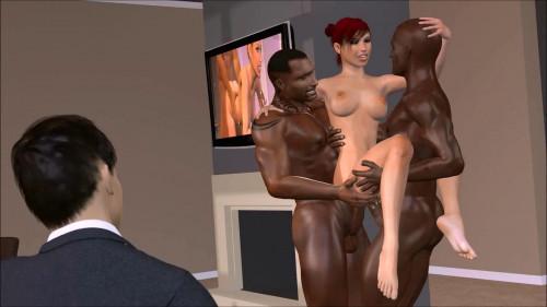the spectator 3D Porno
