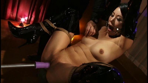 Sexy Katase Hitomi Punished & Drilled Heavy