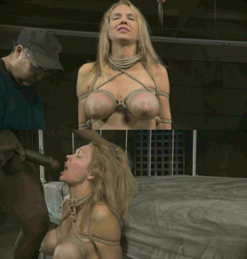 Charming and stunning bitch in BDSM