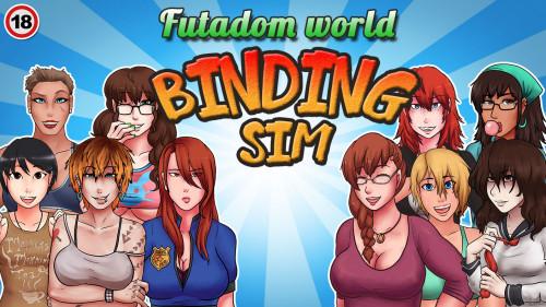 FutadomWorld Binding Sim - v0.2 beta Hentai games