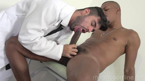 Gustavo Ryder & Doni - Bareback Dr. Prazer