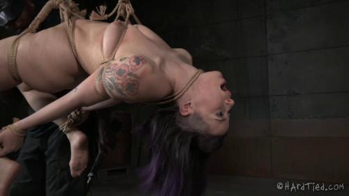 HardTied Freya French BDSM