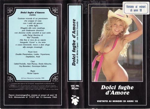 Dolci Fughe D'Amore Vintage Porn