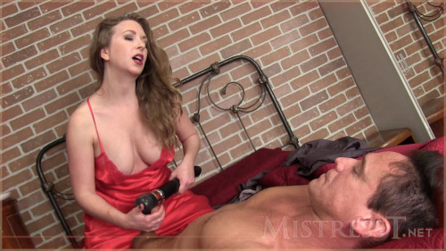 Mistress T - Ruined Orgasm For Toilet Slave - HD 720p