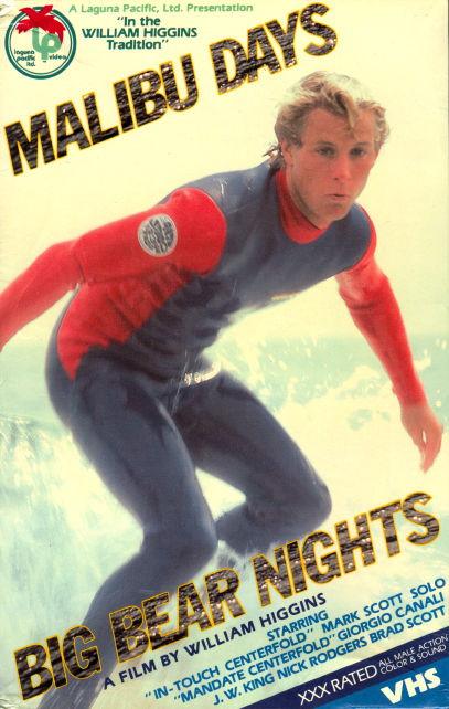 Catalina - Malibu Days Big Bear Nights Gay Retro