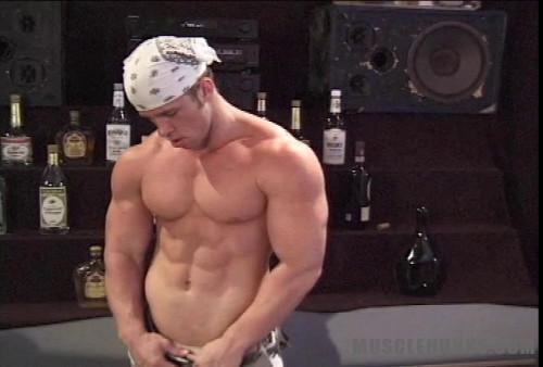 MuscleHunks - Mark Dalton - The Naughty Texan Gay Unusual