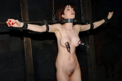 BDSM classic for a beautiful slave