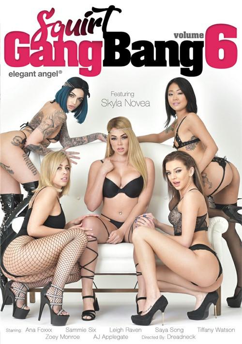 Squirt Gangbang Vol. 6 Lesbian