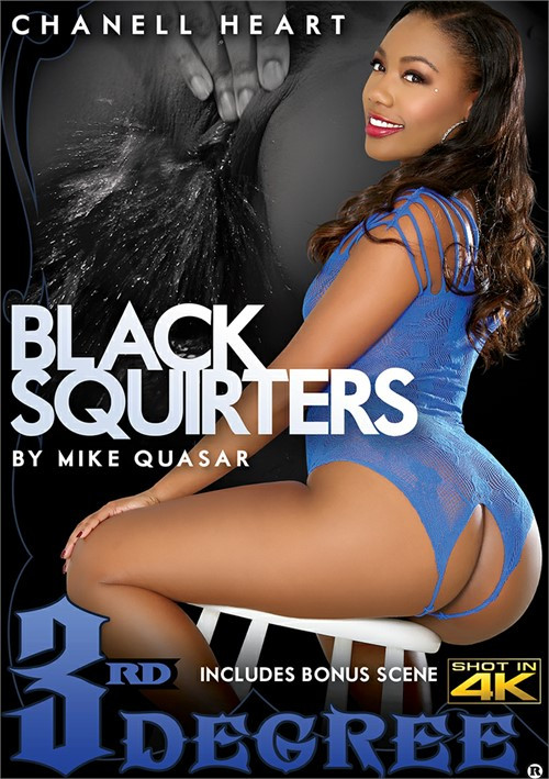 Black Squirters Ebony