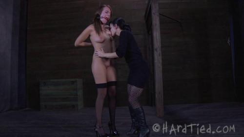 Captured Alisha Adams BDSM