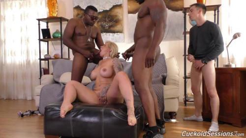 I Watch Black Men Fuck My Girlfriends Asshole.part 2 Interracial Sex