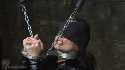 Please Don't Stop! - Nasty Cuffs - Lola and Kora - Full HD 1080p BDSM Latex