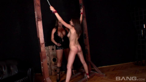 Naughty Sub Zara Spanked By Momma Bear Mistress Laura M