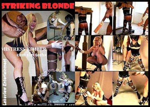 Striking Blonde – LE