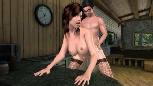 Harry Potter - Secret Sex Affair - Part 2 - HD 720p 3D Porn