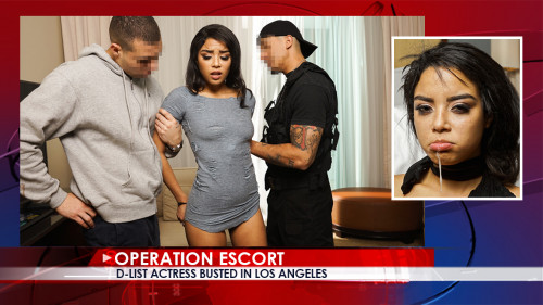 OperationEscort - D-List Actress Busted in Los Angeles