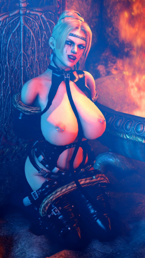 Rachel - Ninja Gaiden - Assembly 3D Porno