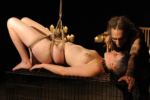 Kat on a Cage - Master Shadrack and Kat - Full HD 1080p