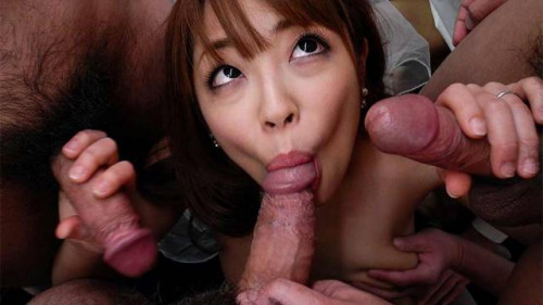 Mirei oomori got an awesome present from her spouse s allies