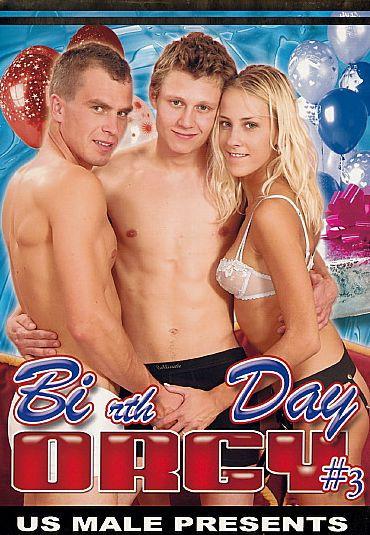 Happy Bi-Rth Day Orgy 3 Bisexual
