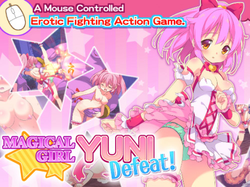 Magical Girl Yuni Defeat Hentai games