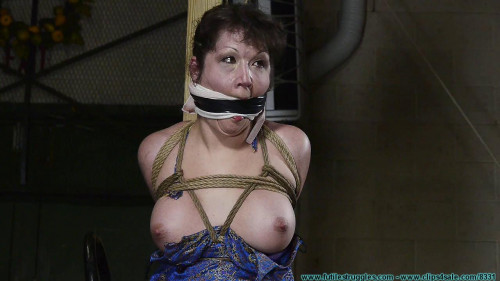 Safa Ends Up Tightly Hogtied - Part 2 - HD 720p BDSM