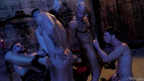 Falcon Studios - Dean Monroe, Sean Zevran, Gabriel Alanzo, Arad Winwin 1080p