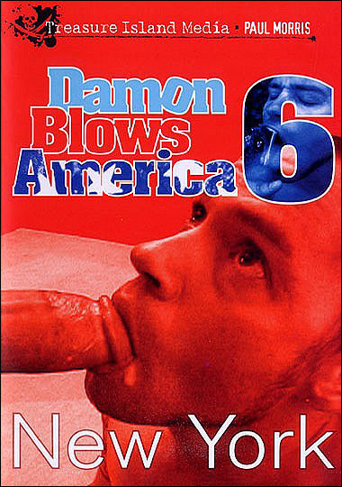 Damon Blows America vol.6 Gay Porn Movie