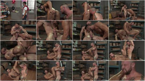 RS - 24 Hour Boner (Seth Santoro, Sergeant Miles) 1080p Gay Clips
